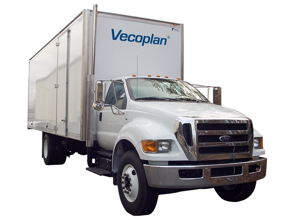 Vecoplan Shorty Mobile Shredding System