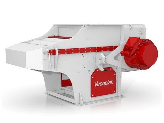 Vecoplan Single-Shaft Shredder