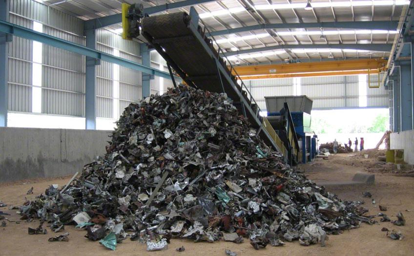 Metal Shredders