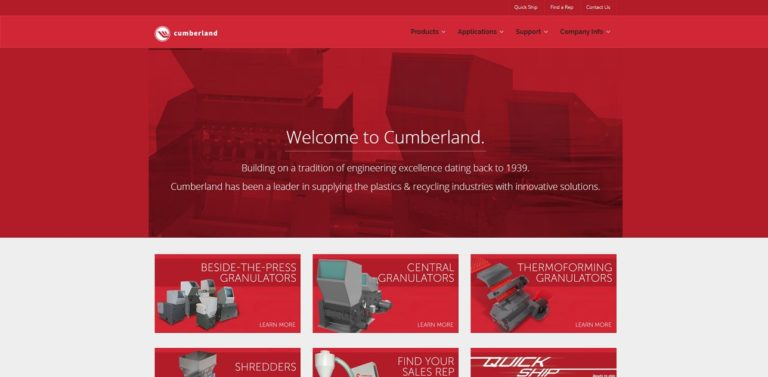 Cumberland® Engineering Corporation