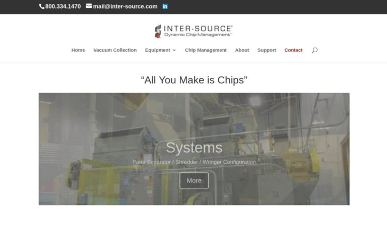 Inter-Source® Recovery Systems, Inc.