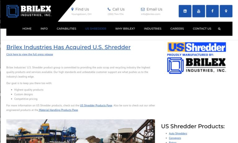 U.S. Shredder & Castings Group