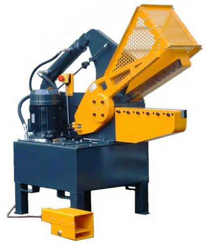 Alligator Scrap Metal Shear