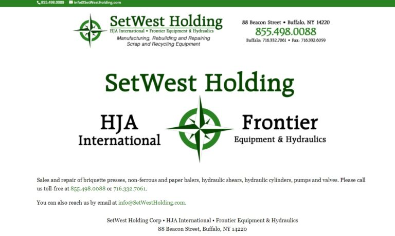 Setwest Holding Company