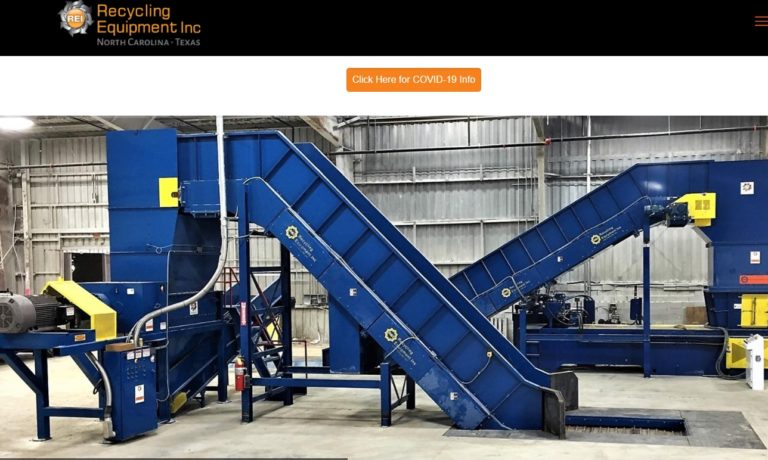 Recycling Equipment Inc