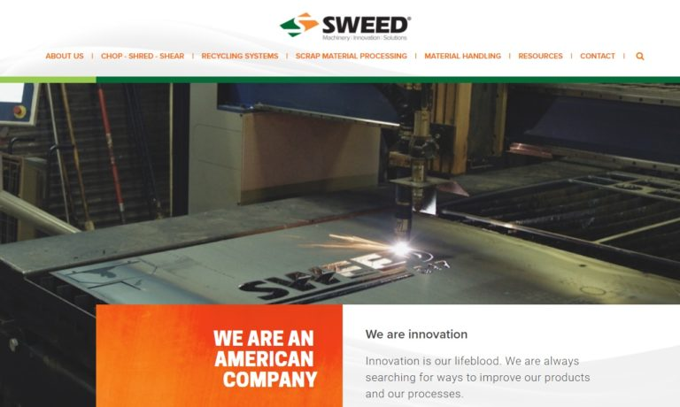 Sweed Machinery, Inc.